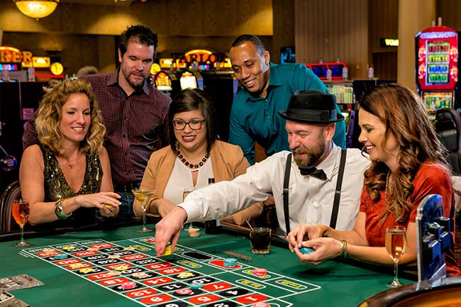 Why People Play Free Casino Online Games