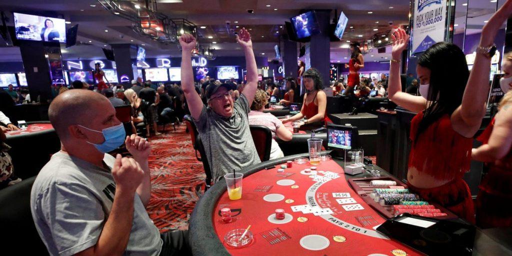 Basics of online casino slots