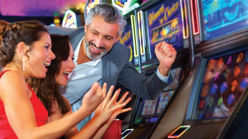 Play on an online casino select the true and tried