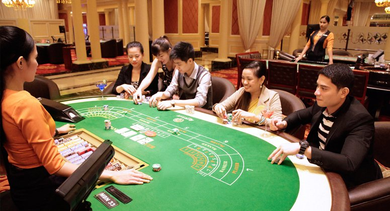Deal with the best online casino games available online