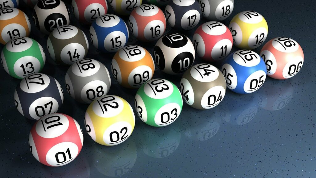 Defining experience playing lotteries online