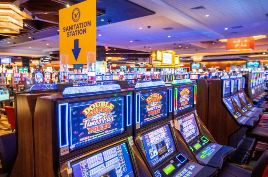 gambling slot sites uk